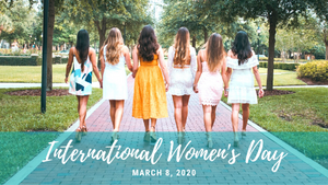 Día Internacional de la Mujer / International Women's Day