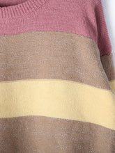 Load image into Gallery viewer, Valeria's Striped Sweater