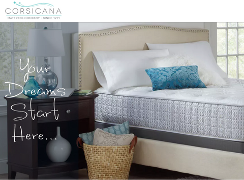Corsicana Mattress Collection