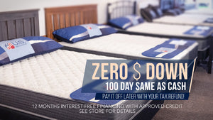 New Savvee Mattress Sets
