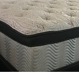 Spring Air Back Supporter Contentment Euro Top Mattress