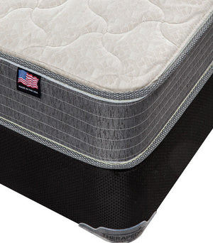 Dakota Dunes Firm Mattress Set By Therapedic