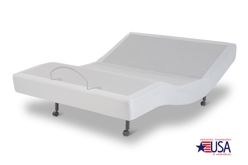 S-Cape Adjustable Bed by Legget & Platt