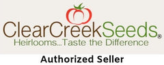 Clear Creek Seeds Authorized Seller