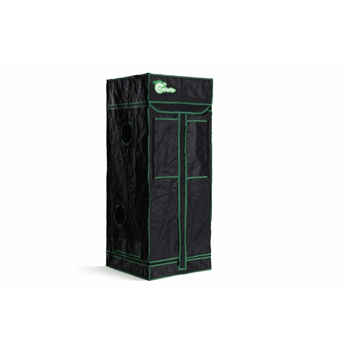 Hydro Crunch™ Heavy Duty Grow Room Tent 1.5 ' x 1.5' x 4' | YourGrowDepot.com