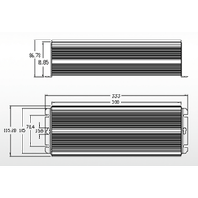 SolisTek 1000/750/600W SE/DE Digital Ballast 240V ONLY | YourGrowDepot.com