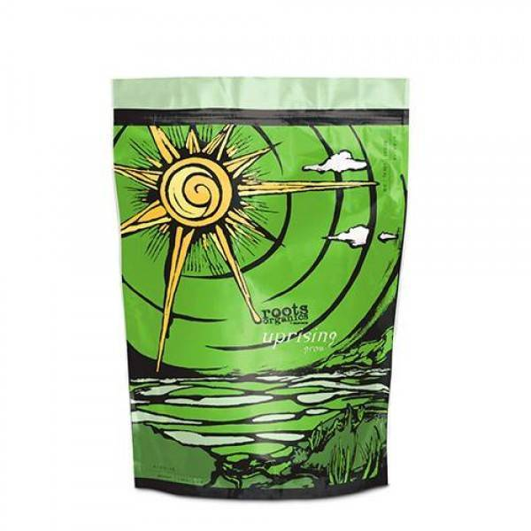 Your Grow Depot Nutrients Roots Organics Uprising Grow (20 lbs)