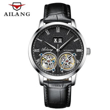 Load image into Gallery viewer, Ailang Double Tourbillon Mechanical Watch(Swiss Made)