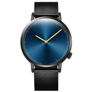 Vega Leather Watch