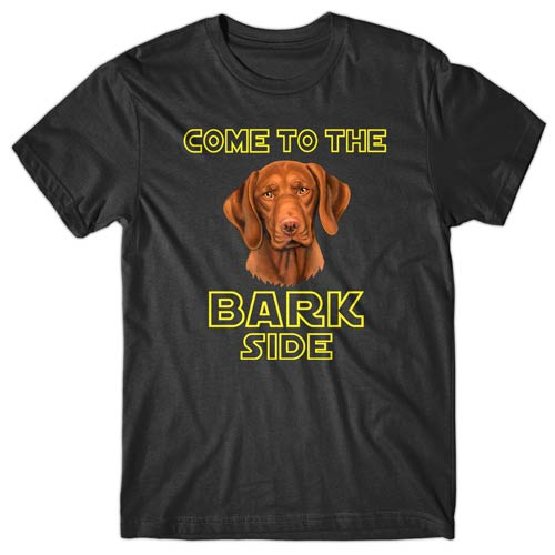 come-to-bark-side-vizsla