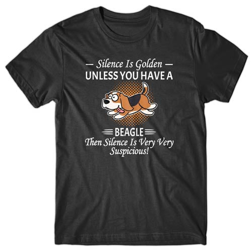 silence-is-golden-unless-you-have-beagle-t-shirt