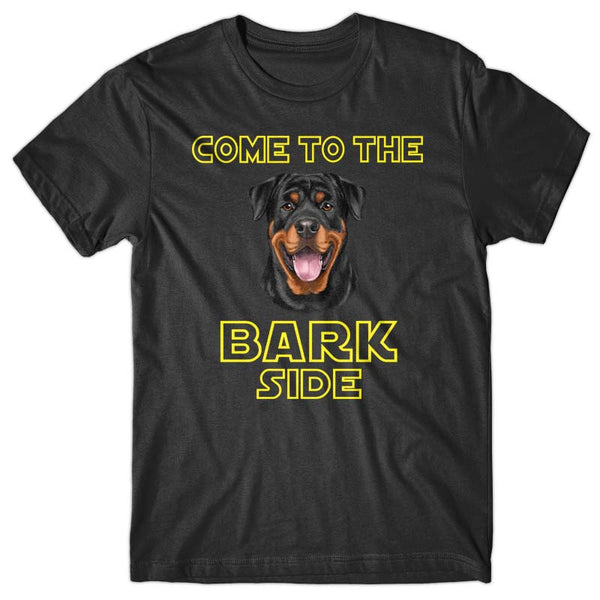 Come to the Bark side (Rottweiler) T-shirt