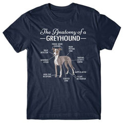 anatomy-of-greyhound-t-shirt