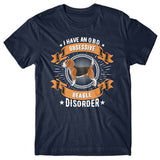 I have an O.B.D - Obsessive Beagle Disorder T-shirt