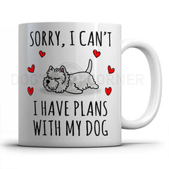sorry-i-have-plans-with-westie-mug