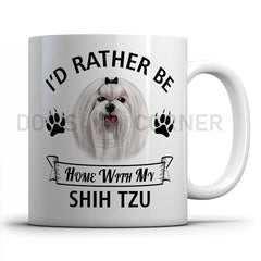 I-d-rather-be-home-with-maltese-mug