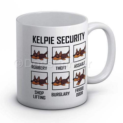kelpie-security-novelty-mug