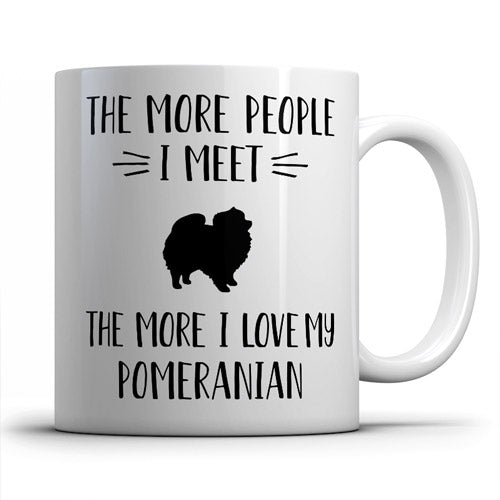 the-more-people-i-meet-pomeranian-coffee-mug