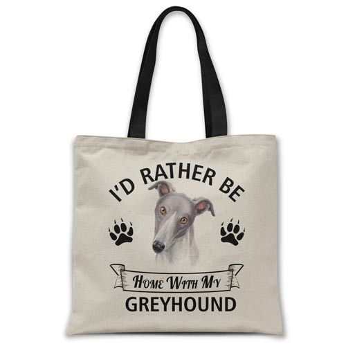 i'd-rather-be-home-with-greyhound-tote-bag