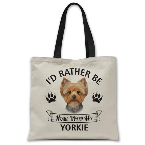 i'd-rather-be-home-with-yorkie-tote-bag