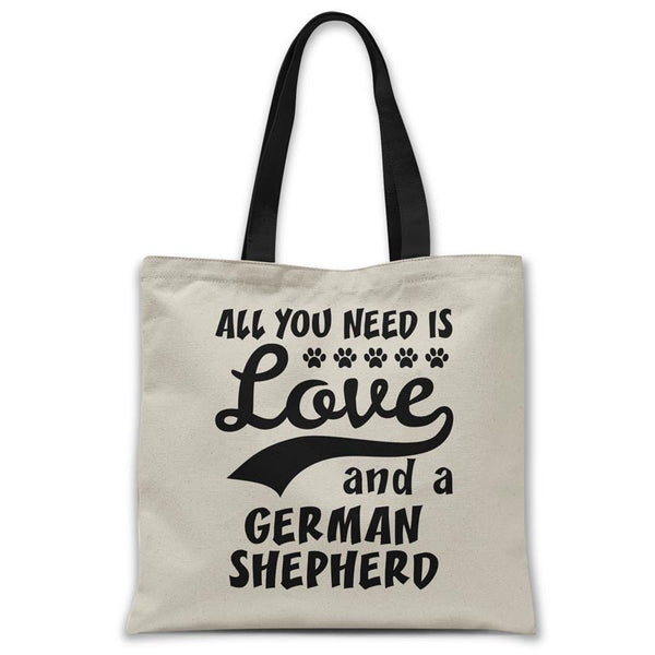 tote-bag-all-you-need-is-german-shepherd