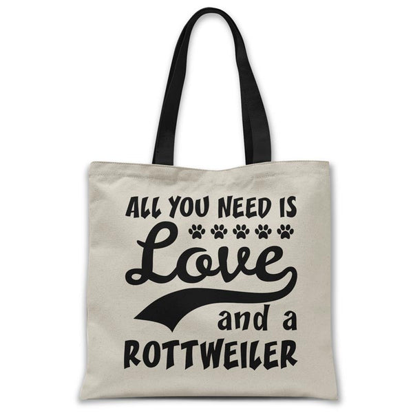 tote-bag-all-you-need-is-rottweiler