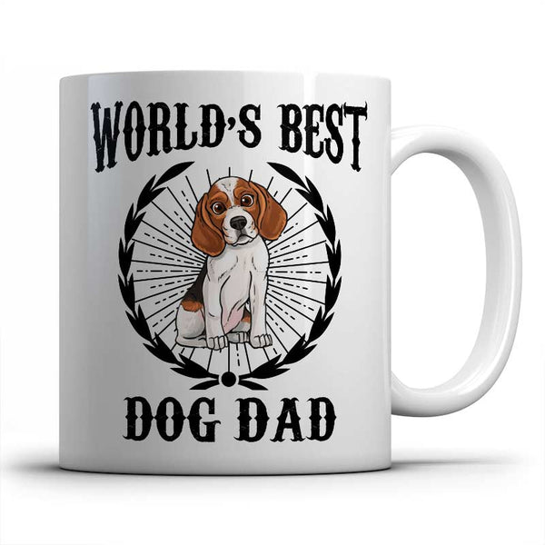 best-beagle-dad-mug