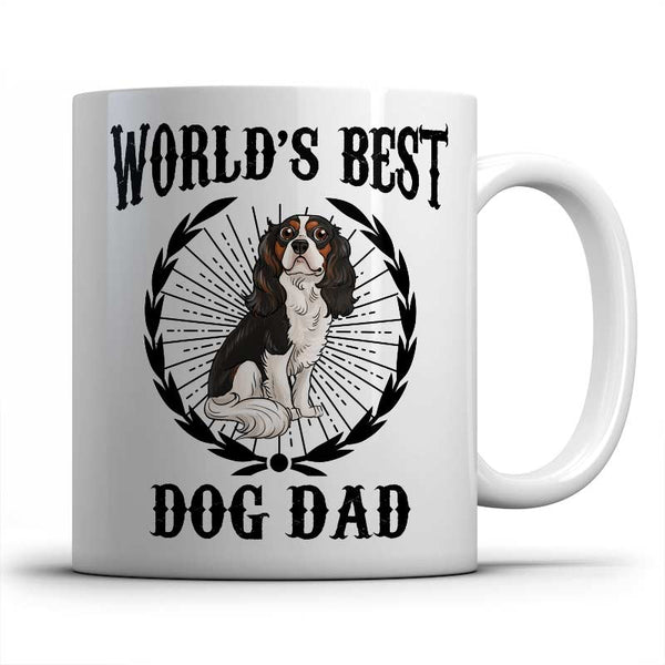 best-cavalier-dog-dad-mug