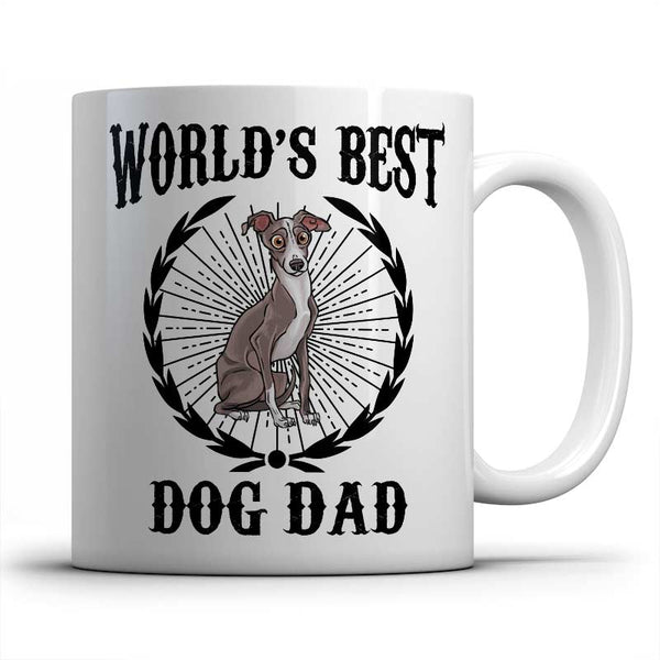 best-greyhound-dad-mug