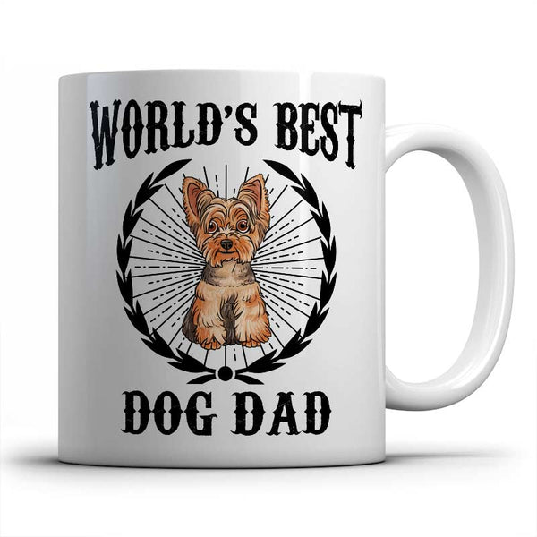 best-yorkshite-terrier-dad-mug