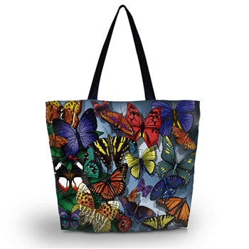 Butterfly | Tote Bag - Grand ShoppingBag