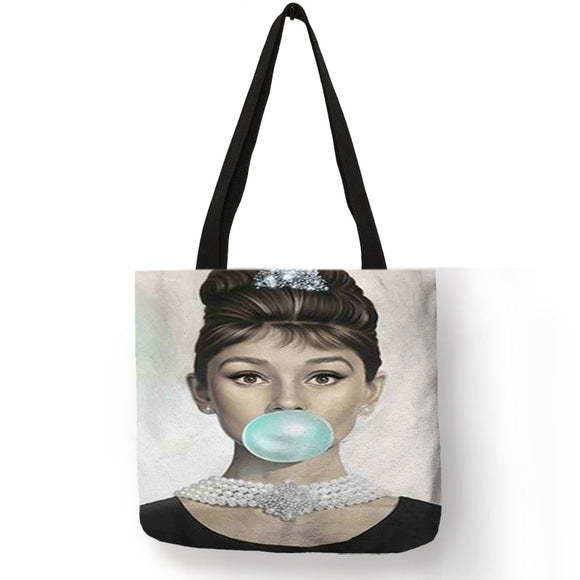 Audrey Hepburn | Tote Bag - Grand ShoppingBag