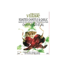 Load image into Gallery viewer, Gourmet Du Village Roasted Chipotle & Garlic Baked Dip Mix