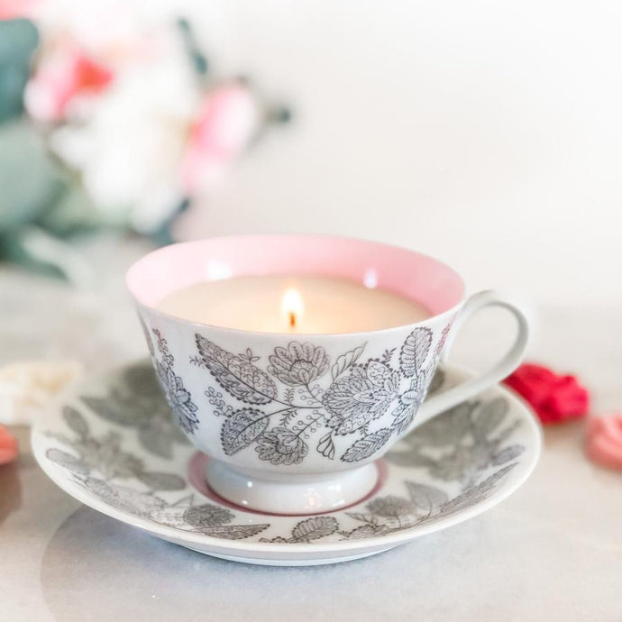 Willow & Twigg Apothecary Teacup Candles