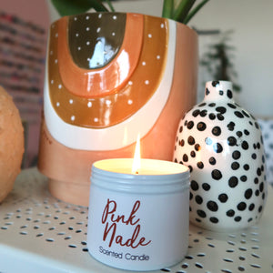 Pink Nade Scented Candle