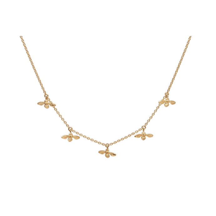Colony Necklace (gold)