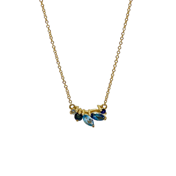 Azure Necklace