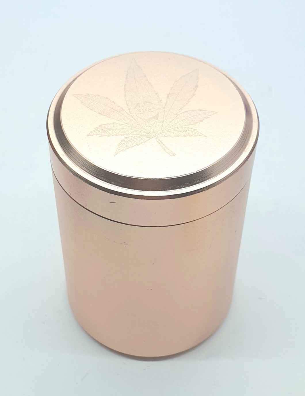 Custom Engraved Stash Pot Pink - With Your Logo/Image/Text