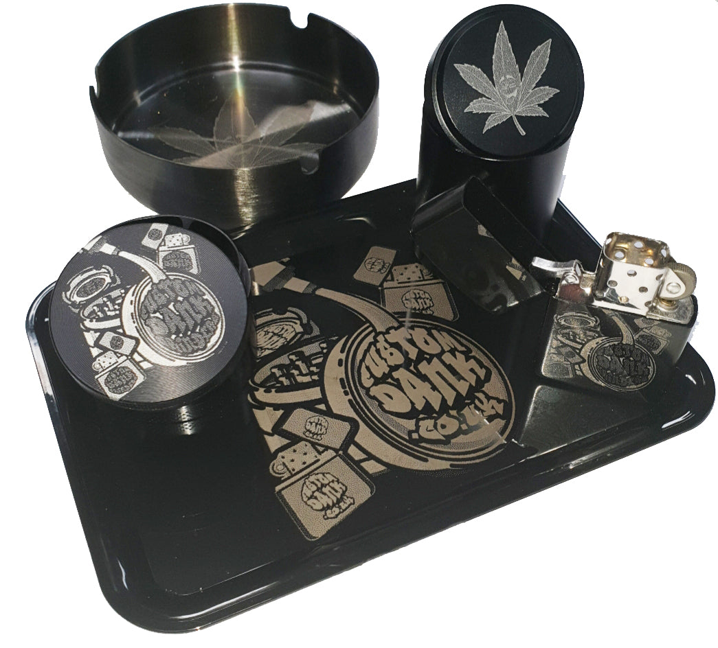Custom Dank 5 piece Set - With Your Logo/image/text