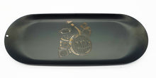 Load image into Gallery viewer, Custom Rolling Tray Black-  With Your Logo/Image