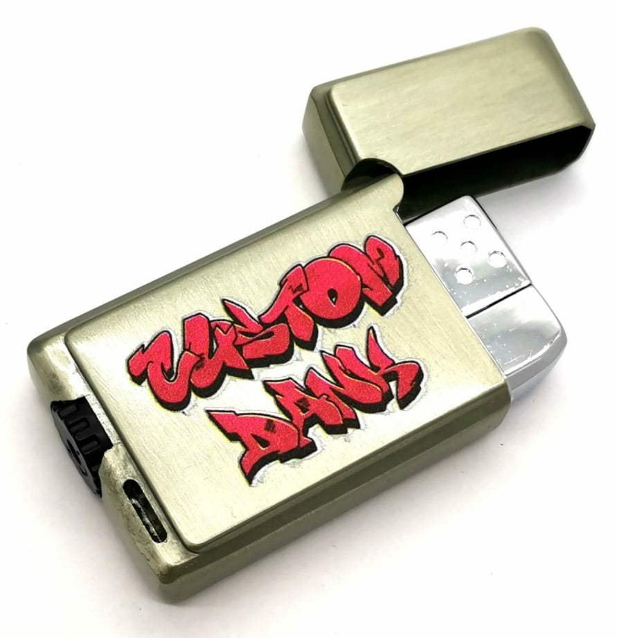 Colour Print Jet Flame lighter - With Your Logo/Image