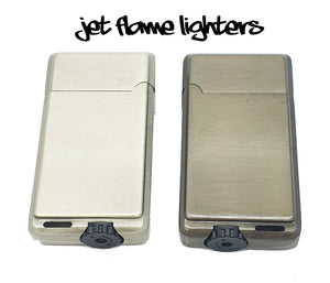 Custom Jet Flame lighter - With Your Logo/Image