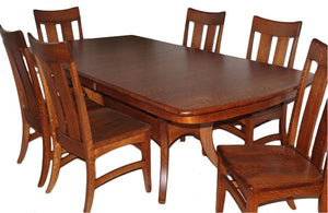 Amish Galveston Dining Set