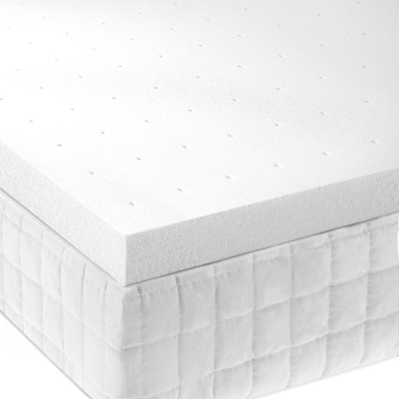 "2"" Memory Foam Mattress Topper By Malouf"