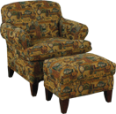 9503 Chair By BestCraft