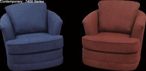 7403 Barrel Chair BestCraft