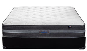 The Backsense Austin Plush Mattress By Therapedic