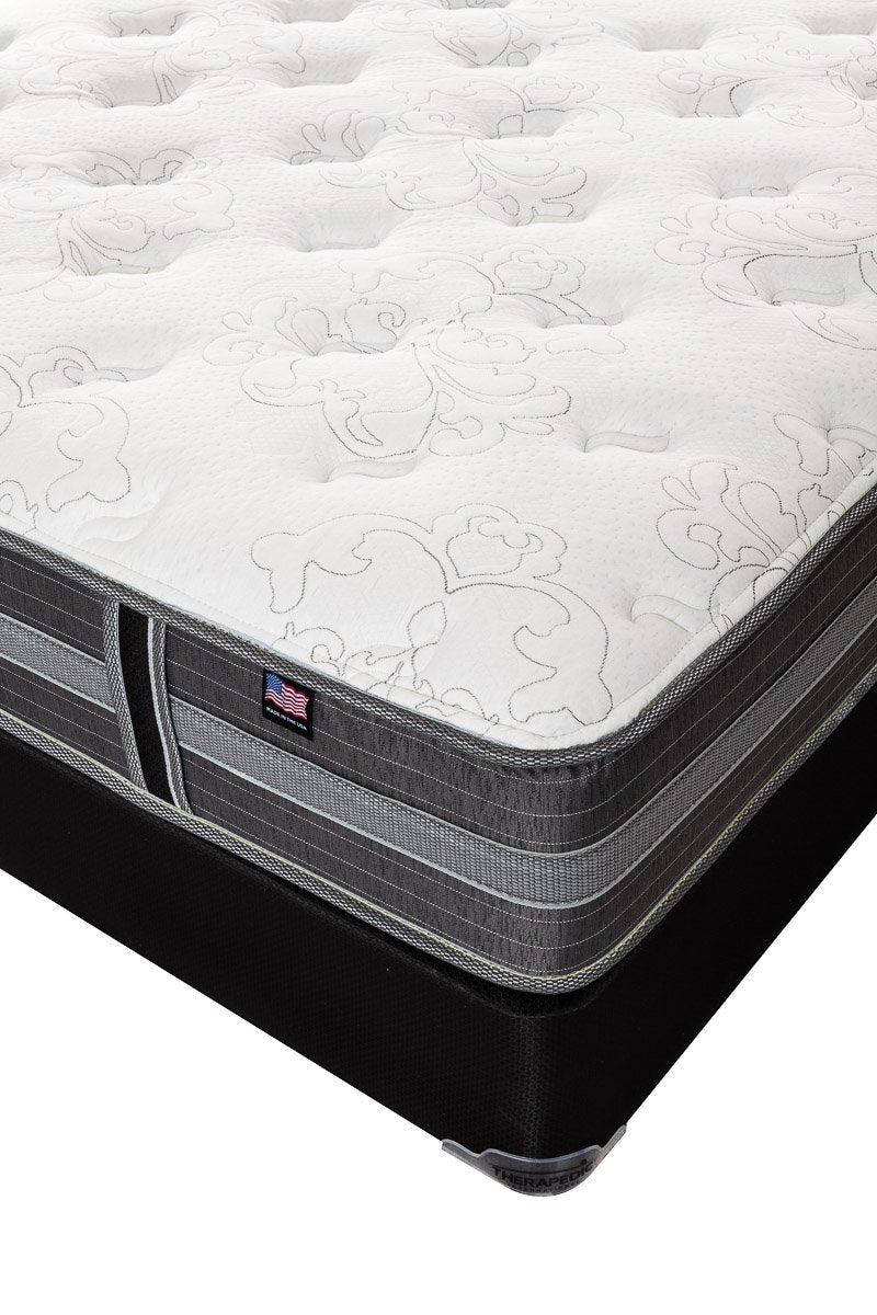Berkeley Premium Plush Mattress By Therapedic