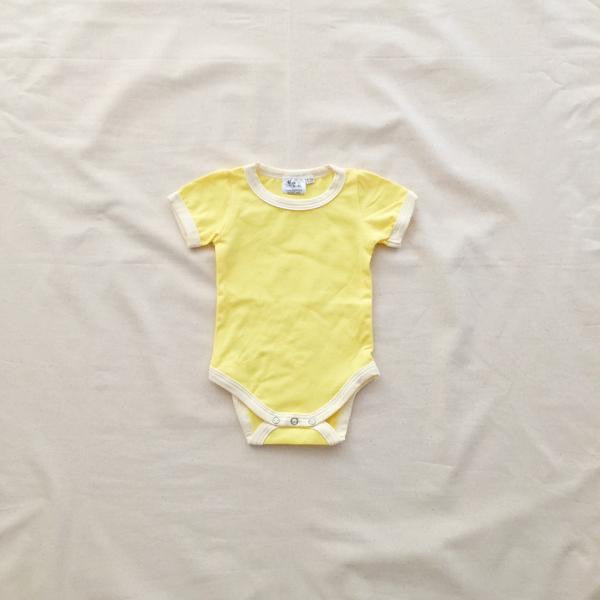 Retro Basics - Yellow - Di Moda Kids