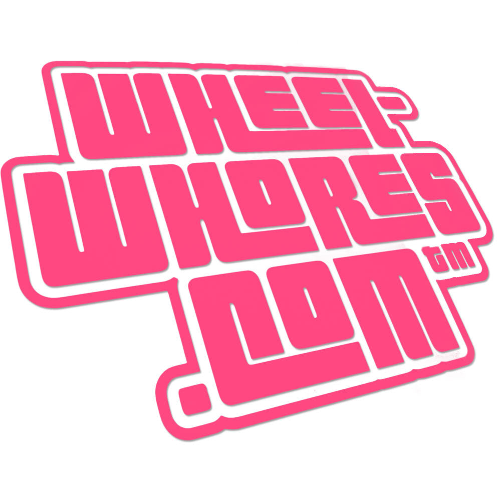 Grand Whores (Pink Sticker)